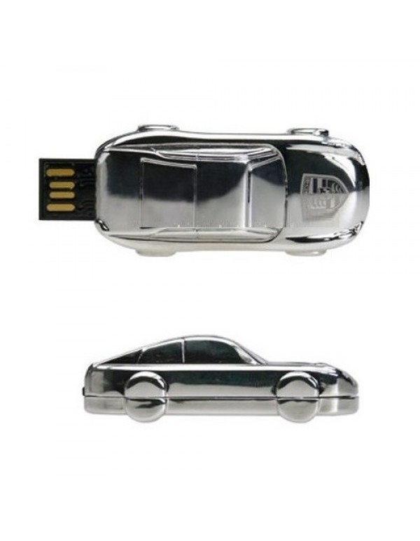 Car Shape Metal USB Pendrive