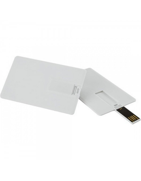 64 GB Credit Card Shape Simple USB Pendrive